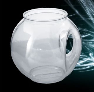 Fishbowl Cup 40oz Drinkware Drinking Cup