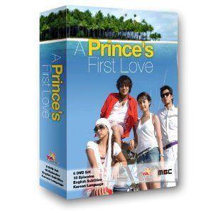 Korean TV Drama A Princes First Love Box Set DVD 880604000473