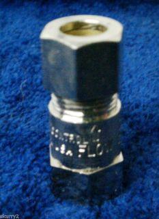 Dole Eaton 1 4 Water Faucet Flow Control Valve 75 GPM