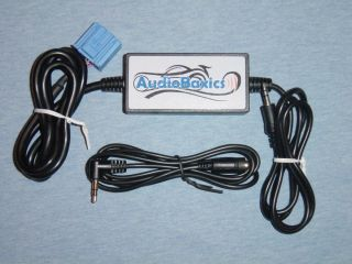 Digital iPod iPhone Aux 3 5mm Audio In Adapter select 98 05 Honda