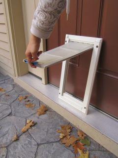 Pacific Endura Flap Dog Door for Door Installation pet door kit   new