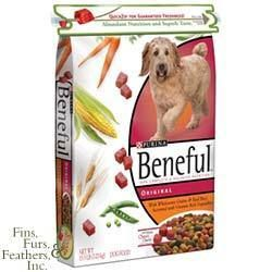 Purina Beneful Original Formula Adult Dry Dog Food 15