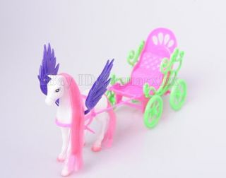 Dolls Accessories Horses Car Angels Horse Car Kelly Doll Toys Nice