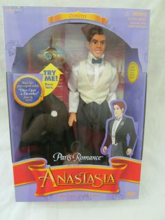 in Box Galoob 1997 Paris Romance Dimitri Anastasia Doll 23007