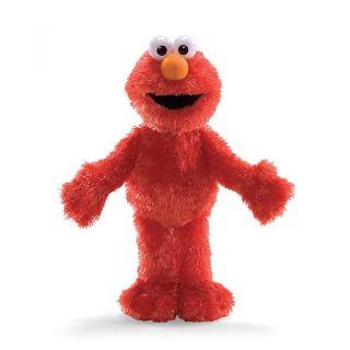 Sesame Street Soft RED ELMO Gund Plush Doll Toy TV New Stuffed 13