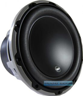 JL Audio W6V2 Series 1200W Max 12 Dual 4 Ohms Voice Coil Car Stereo