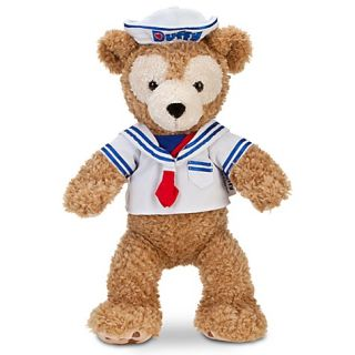 Disney Duffy 17 Plush Bear Toy Sailor Costume Outfit Clothes (Parks