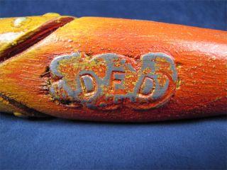 Duluth Fish Decoys Hand Carved Folk Art Ice Fishing