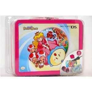 Nintendo DS Lite Starter Kit Lunchbox Tin  Princess NIB