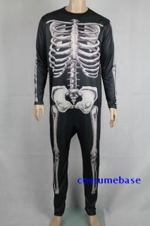 Donnie Darko Skeleton Suit Party Adult Mens Costume Fancy Dress