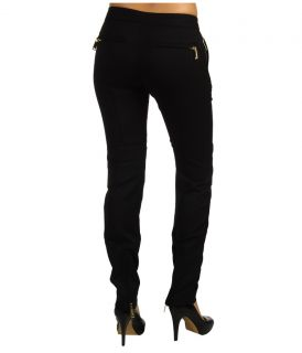 Dsquared2 44 US 28 29 Womens Black Laced Eyelet Trouser