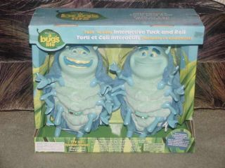 Disney Interactive Tuck and Roll Talk N Sing Plush Toys A Bugs Life