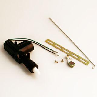 Power Door Lock Actuator Motor 12V Voltage w/ 360 Degree Horizon
