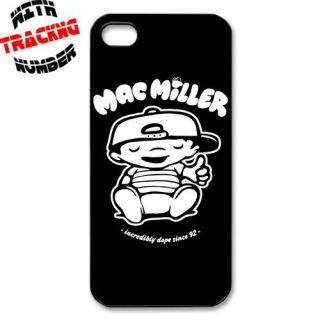 MAC MILLER Easy Most Dope knock Apple Cover iPhone 5 Hard Case 1