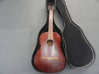 Guild Mark I Classical Acoustic Guitar 1960s rare