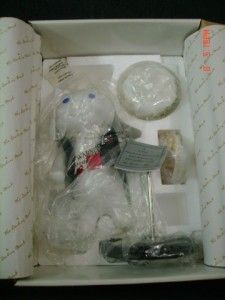 Pillsbury Dough Boy at Your Service Doll Danbury Mint