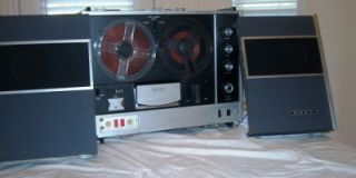 Sony TC 530 Sterecorder Reel to Reel Tape Recorder Reel Player