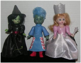 madame alexander dolls wizard of oz dorothy witch guard