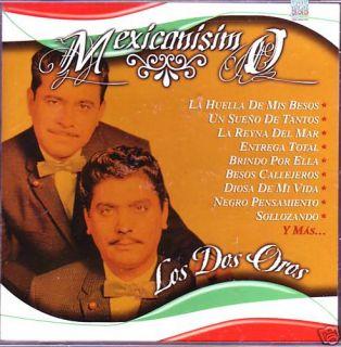 Los Dos Oros Colecc Mexicanisimo 20 Exitos
