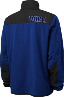 Duke Blue Devils Royal Micro Polar Fleece Full Zip Jacket