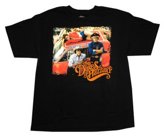 The Dukes of Hazzard General Lee Duke Boys Daisy TV Show Adult T Shirt
