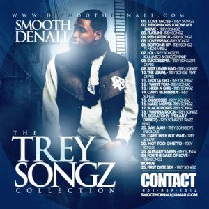 DJ Smooth Denali Trey Songz Collection Best Songs Mix