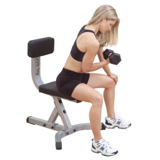 New Body Solid Utility Dumbbell Stool
