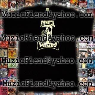 DJ Memphis Rap Shirt Free CD Three 6 Six Mafia Screw