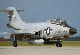 McDonnell Douglas F 101 RF 101 VOODOO Vietnam Reconnaissance FAOW