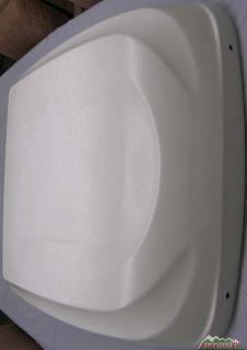 Dometic Duo therm Penguin RV Air Conditioner AC Shroud Polar White