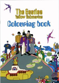 The Beatles Yellow Submarine Colouring Book PB101