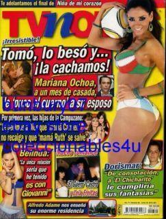 Mariana avila revista extremo para hombres mexican used-9284
