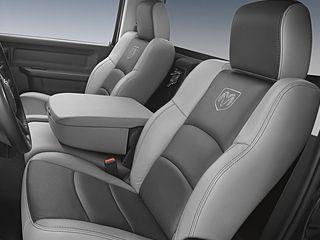 Dodge Ram 2006 2010 Add On HEATED FRONT SEAT Inserts Mopar OEM
