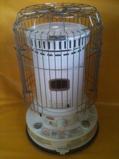 Dyna Glo 23 000 BTU Portable Kerosene Heater Model RMC 95 C6