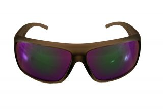 Dragon Alliance Shield Matte Grey Green Ion 720 2021 Sunglasses FREE