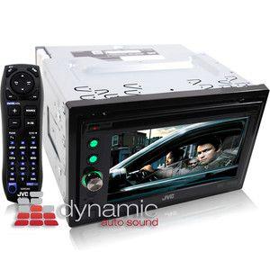 JVC KW AVX748 Indash 6 1 2 DIN DVD Car Stereo Receiver w Bluetooth