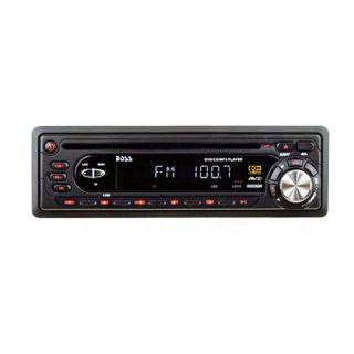 in Dash Car Audio Am FM DVD CD  WMA Player Receiver Radio