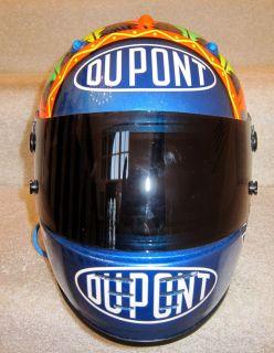 Jeff Gordon Dupont NASCAR Arai Race Helmet