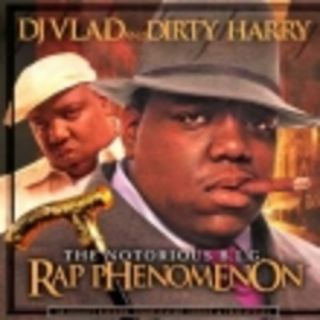 Notorious B I G Rap Phenomenom Official Mixtapes CD Rap Hip Hop RnB