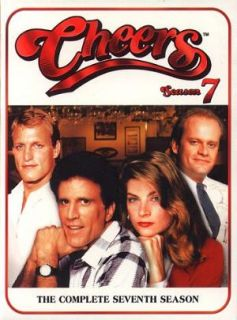 cheers tv complete season 7 4 dvd box set new shipping info payment