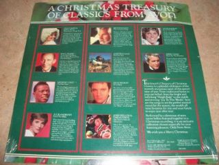 1985 Avon Classic Christmas Music Record Album SEALED