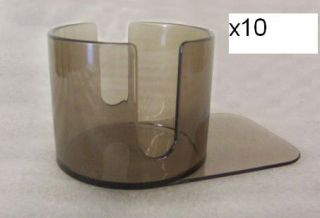 casino poker table Slide under Drink Cup Holder cups holders PC10