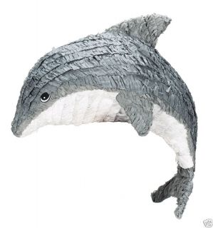 Dolphin Pinata Luau Birthday Party Supplies