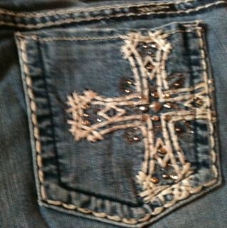 Miss Me Jeans Size 32 Boot Cut