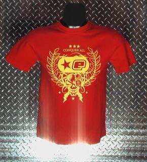 Print Series Tee Shirt T Shirt Red Paintball New Clothing Mens