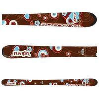 Rossignol Fun Girl Youth Downhill Skis Junior Kids Child 120cm 120 cm