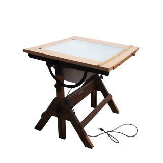 Hamilton Industries Drafting Table