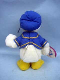Worlds of Wonder Donald Duck Little Bopper with Hang Tag 1987 as Is