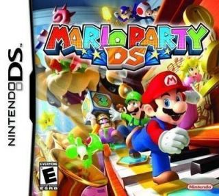 New Mario Party DS Game for Nintendo DS DSi XL ll DS Lite