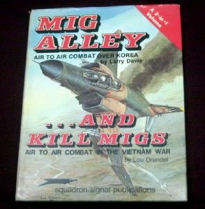9465) Military Books Lot of 3 Castles in the Air B 17, Fighter & Mig